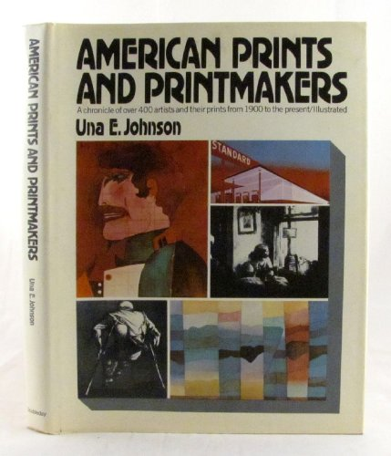 American Prints and Printmakers - Una E. Johnson