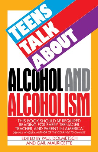 Teens Talk About Alcohol and Alcoholism - Paul Dolmetsch