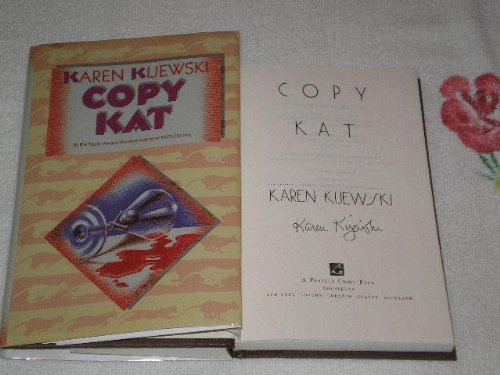 COPY KAT (Perfect Crime) - Karen Kijewski