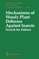 Mechanisms of Woody Plant Defenses Against Insects: Search for Pattern