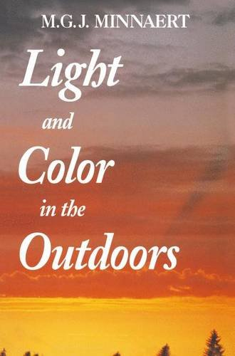 Light and Color in the Outdoors - Marcel Minnaert