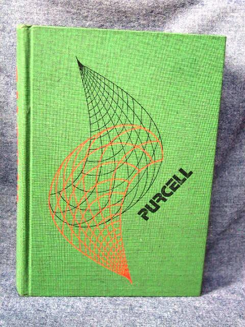 Calculus with analytic geometry - Purcell, Edwin J.