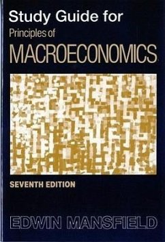 Study Guide: For Principles of Macroeconomics, Seventh Edition