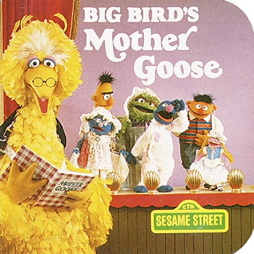Big Bird's Mother Goose - John Barrett