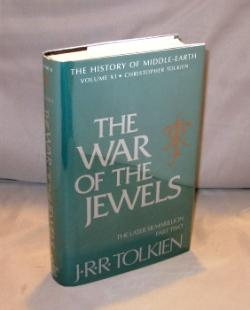 The War of the Jewels. The History of Middle-Earth: Volume XI. The Later Silmarillion, Part Two. - Tolkien, J.R.R.