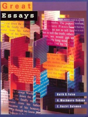 Great Essays : An Introduction to Writing Essays - Keith S. Folse