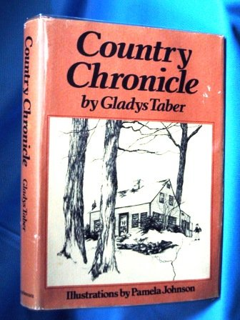 Country Chronicle - Gladys Bagg Taber