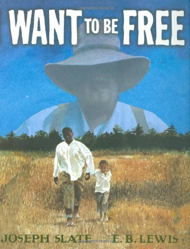 I Want to be Free - Joseph Slate