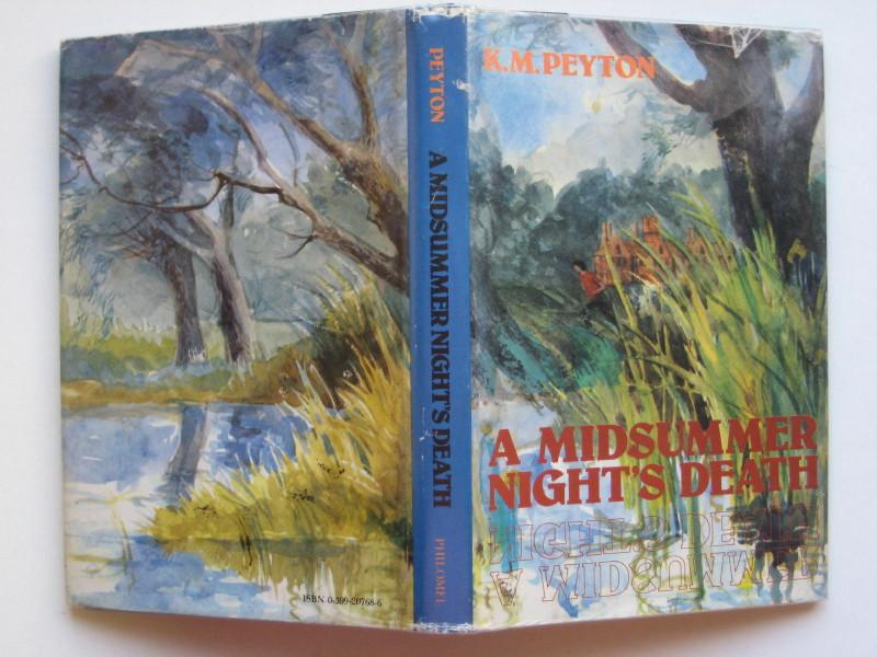 A midsummer night's death - Peyton, K. M.