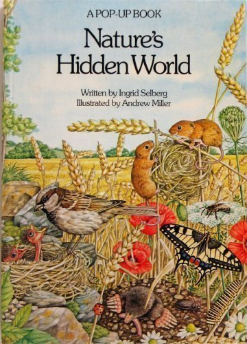 Nature's Hidden World (A Pop-up book)