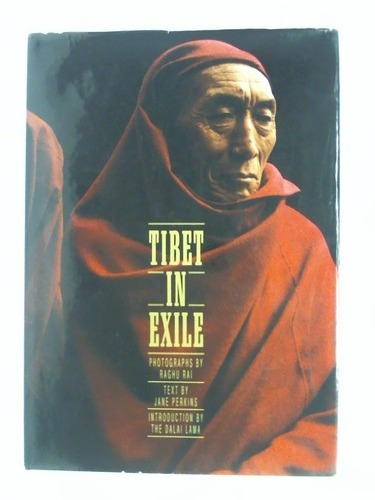 Tibet in Exile - Perkins, Jane