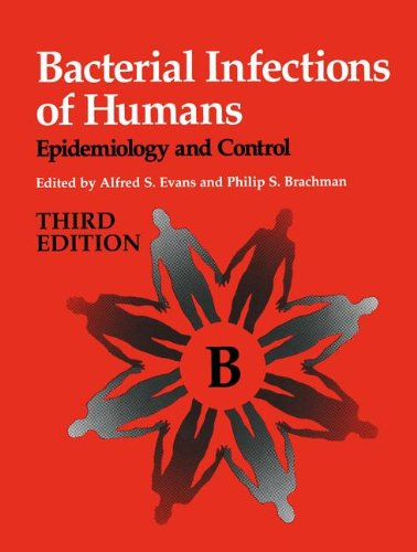 Bacterial Infections of Humans: Epidemiology and Control (Library) - Alfred S. Evans; Philip S. Brachman