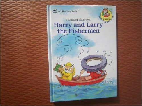 Richard Scarry's Harry and Larry the Fishermen - Richard Scarry