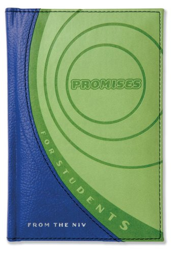 Promises for Students Deluxe: from the New International Version - Inspirio