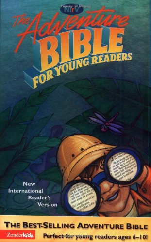 Adventure Bible For Young Readers Nirv - Lawrence O. Richards