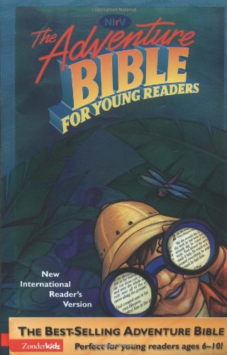 Adventure Bible for Young Readers, NIrV, The - Lawrence O. Richards