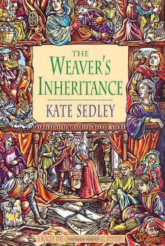 The Weaver's Inheritance - Kate Sedley