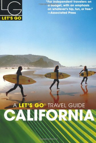 Let's Go California 10th Edition - Let's Go Inc.