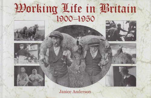 Working Life - Janice Anderson