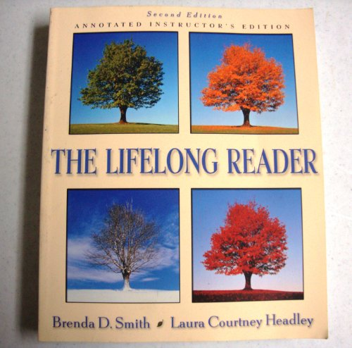 The Lifelong Reader - Brenda D. Smith