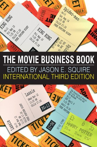 The Movie Business Book, 3rd Edition - Jason E. Squire
