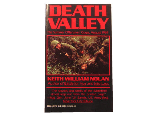 Death Valley - Keith W. Nolan