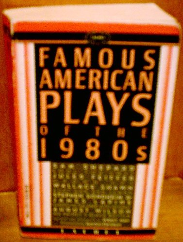 Famous American Plays of the '80s - Robert Marx