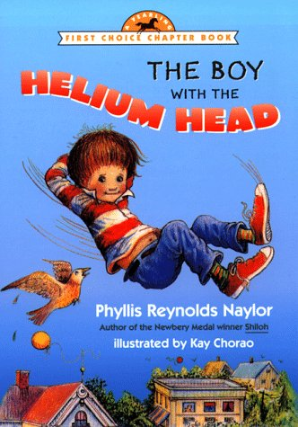 The Boy with the Helium Head - Phyllis Reynolds Naylor