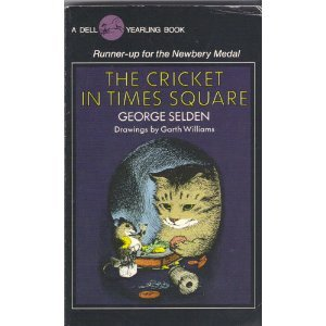 The cricket in Times Square - George Selden