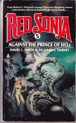 Against the Prince of Hell - Richard L. Tierney; David C. Smith
