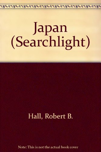 Japan : Industrial Power of Asia - Robert B. Hall