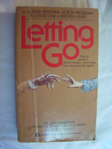 Letting Go - Zev Wanderer; Tracy Cabot