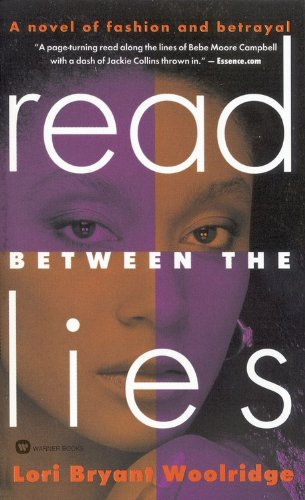 Read Between the Lies - Lori Bryant Woolridge