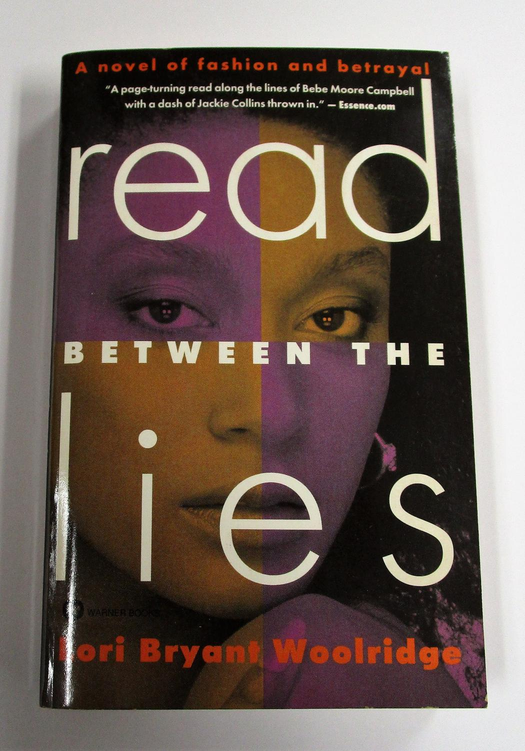 Read Between the Lies - Woolridge, Lori Bryant