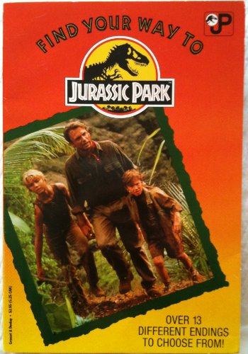 Find Your Way to Jurassic Park - Dinah Sawyer