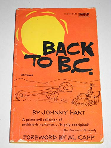 Back to B.C. - Hart, Johnny
