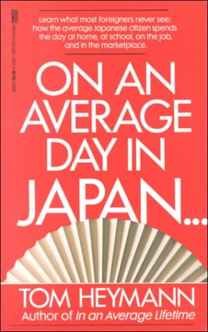 On an Average Day in Japan - Tom Heymann