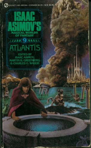 Atlantis (Isaac Asimov's Magical Worlds of Fantasy, No 9) - Isaac Asimov; Martin H. Greenberg; Charles G. Waugh