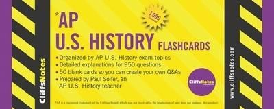 Cliffsnotes AP U.S. History Flashcards