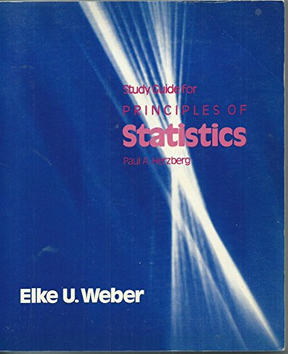 The Principles of Statistics - Paul A. Herzberg