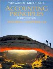 Accounting Principles, Chapters 1-13 (Chapters 1-13 v. 1) - Jerry J. Weygandt; Donald E. Kieso; Walter G. Kell