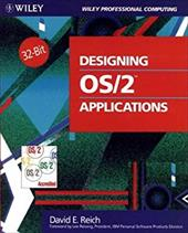 Designing OS/2 Applications