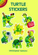 Turtle Stickers - Santoro, Christopher