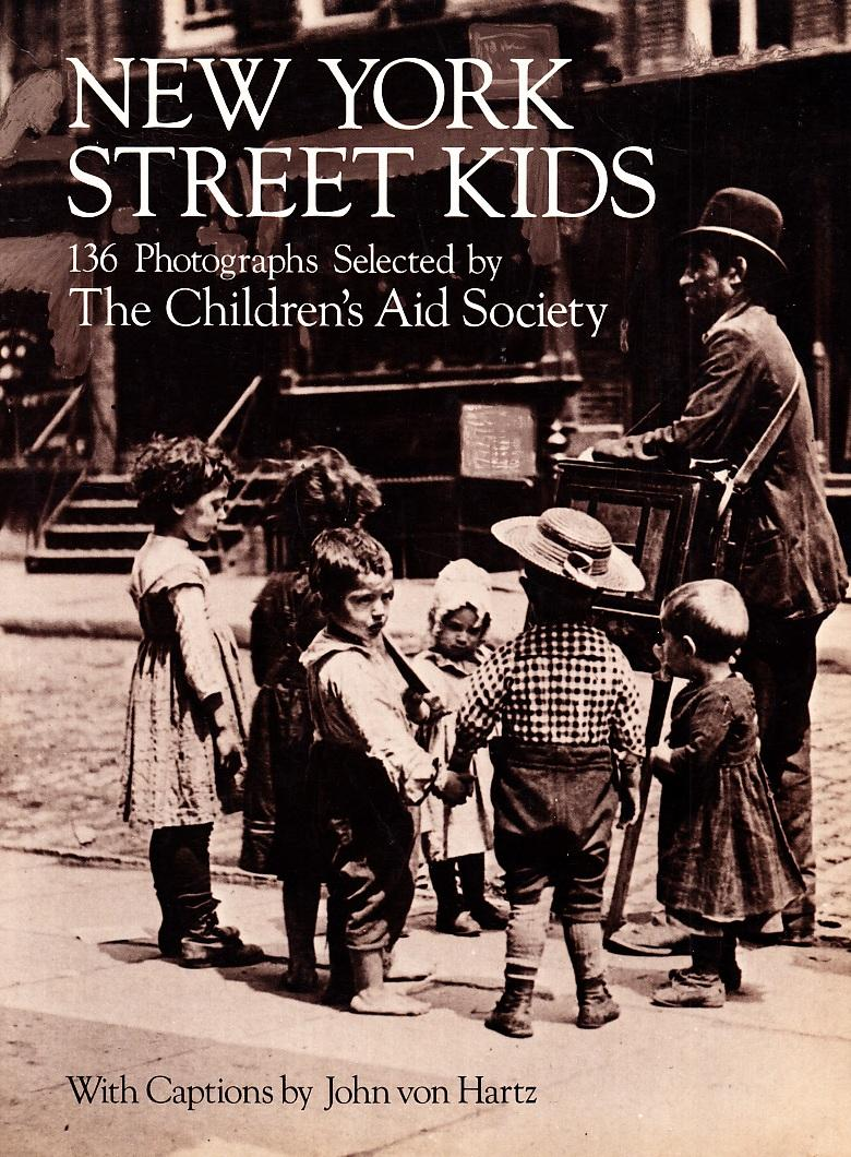 New York Street Kids - Hartz, John Von