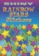 Shiny Rainbow Stars Stickers [With 32 Full-Color Stickers]