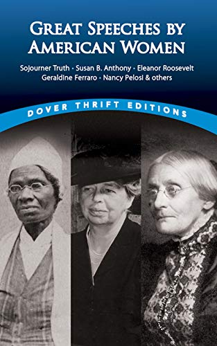 Great Speeches by American Women (Paperback)