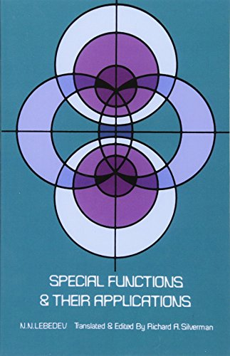 Special Functions & Their Applications (Dover Books on Mathematics) - Lebedev, N. N., Mathematics