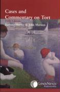 Cases and Commentary on Tort