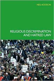 Religous Discrimination and Hatred Law