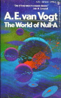 The World of Null-A - A. E. Van Vogt